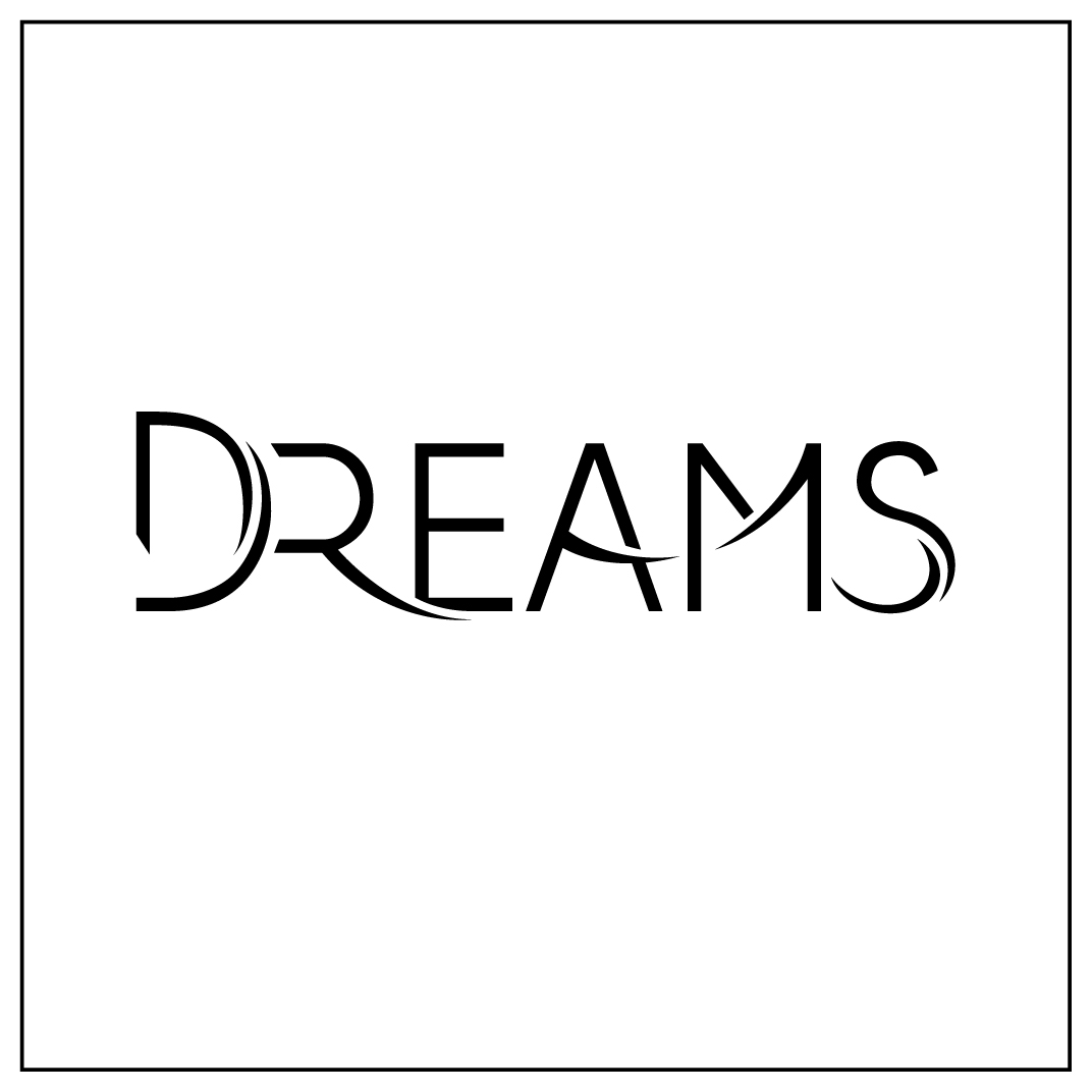 İtalyan gelinlik markası Dreams için hazırlanan logo.