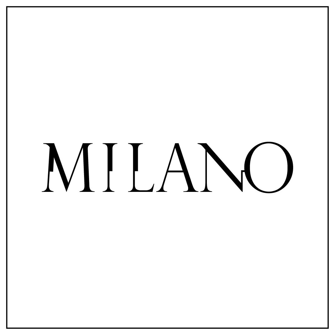 İtalyan gelinlik markası Milano için hazırlanan logo.